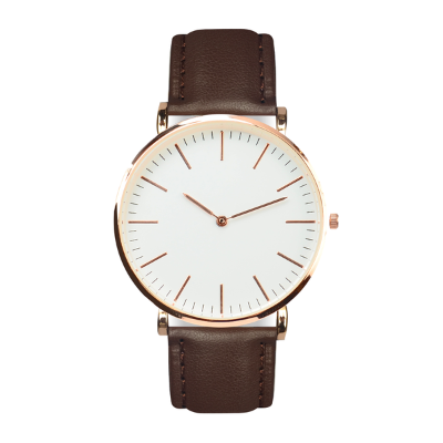 FREE LADIES DRESS WATCH - Mocha