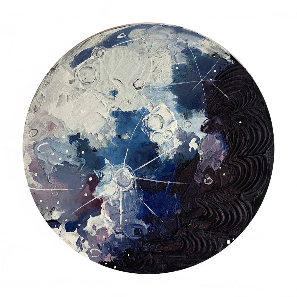 Lunar Collection - Twilight Moon 12""