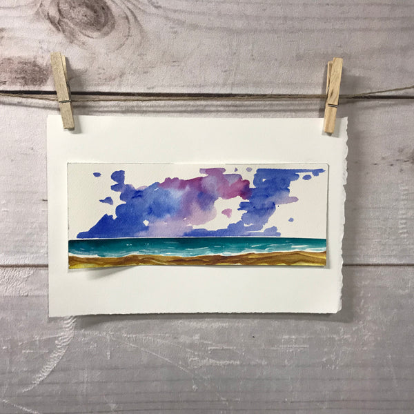 Original Hawaii Watercolor