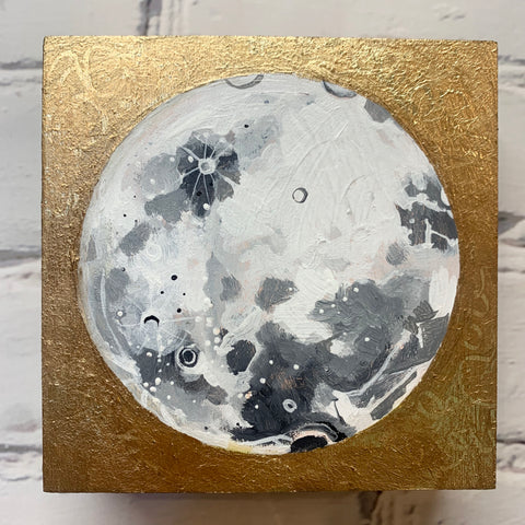 Lunar Collection - Gilded Moon