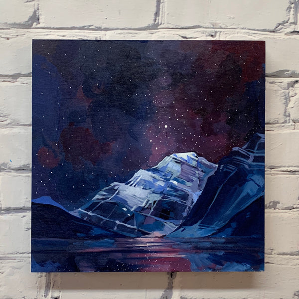 "Edith Cavell in the Stars  12"" x 12"""