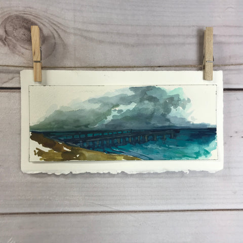 Kauai inspired original Watercolors