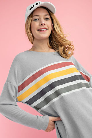 Rainbow Me Happy Sweatshirt