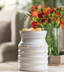 Farmhouse White Warmer