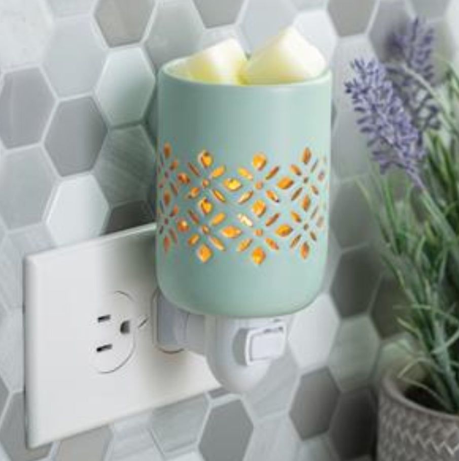Mint Plug in Warmer