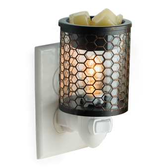 Chicken Wire Plug in Warmer