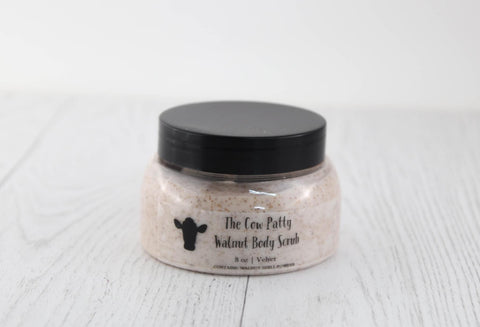 Walnut Body Scrub