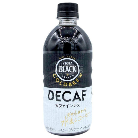 COLD BREW DECAF 黑咖啡