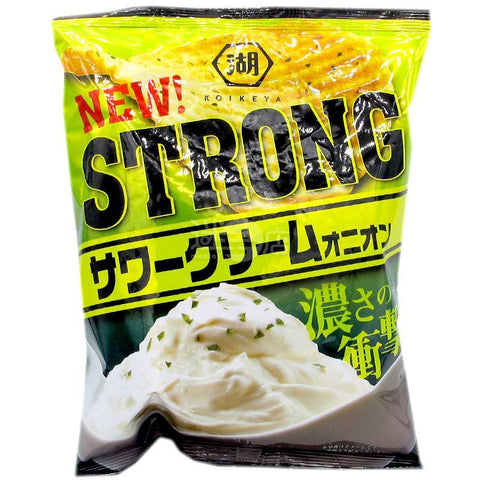STRONG酸忌廉洋蔥薯片