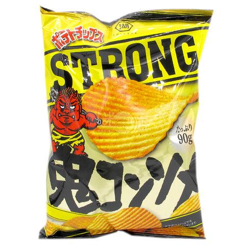 STRONG 鬼清湯味薯片