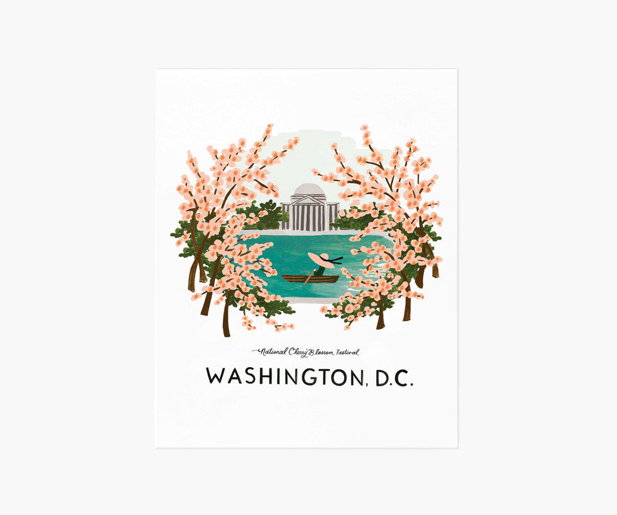 art print - washington dc - Piper & Chloe