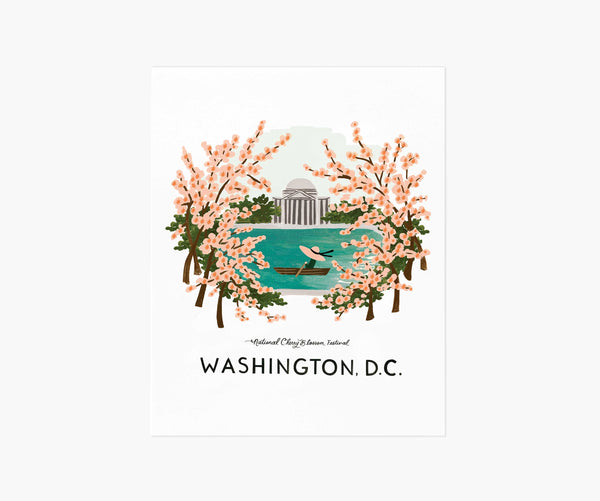art print - washington dc
