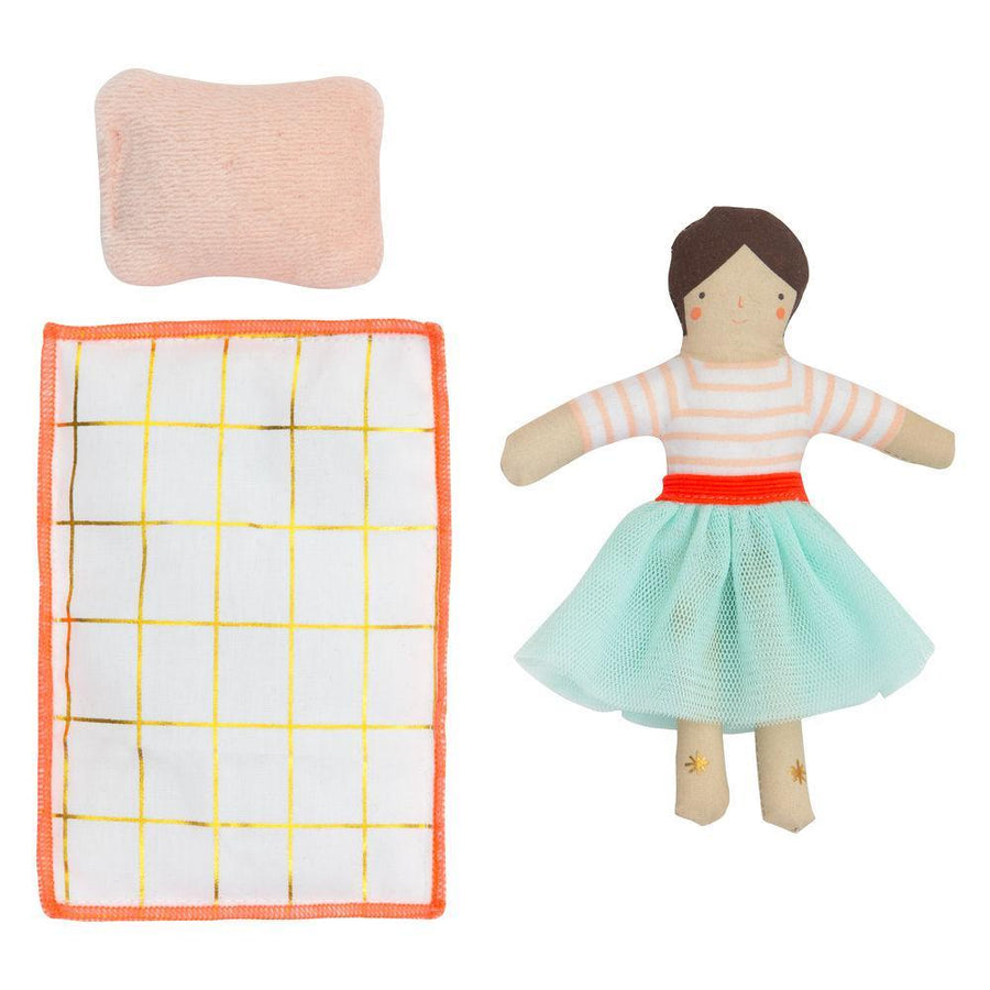 mini lila doll suitcase - Piper & Chloe