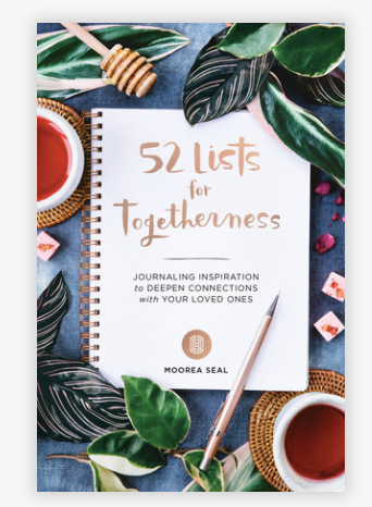52 lists for togetherness - Piper & Chloe