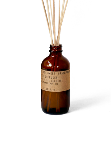 reed diffuser - sweet grapefruit - Piper & Chloe