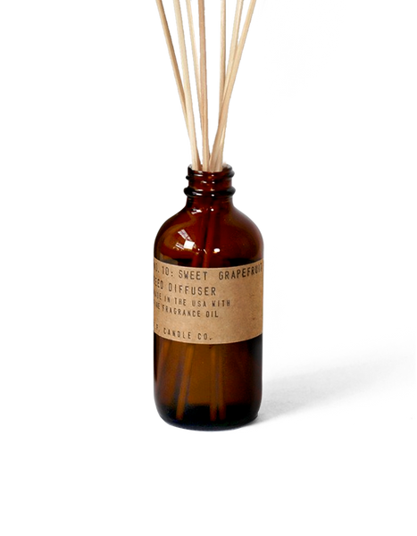 reed diffuser - sweet grapefruit