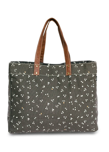 canvas carryall tote in nochi