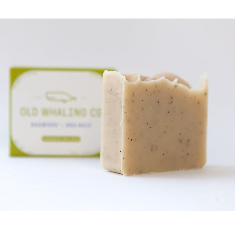 bar soap in seaweed + sea salt - Piper & Chloe