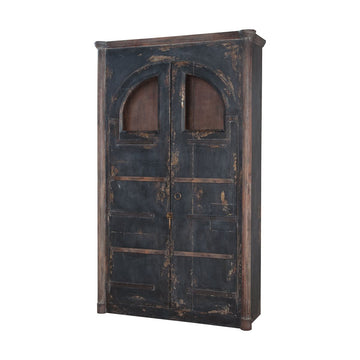 farmhouse rustic armoire - Piper & Chloe