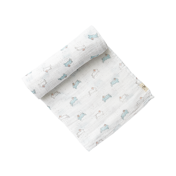 swaddle in tiny bunny
