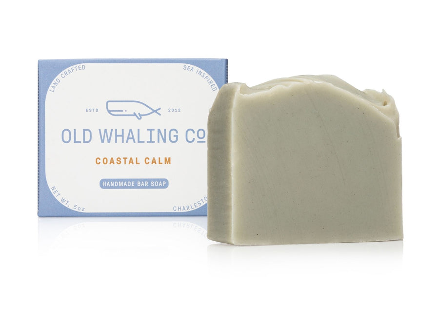 Old Whaling Co. Coastal Calm Handmade Bar Soap | Piper & Chloe