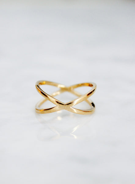 ring crisscross