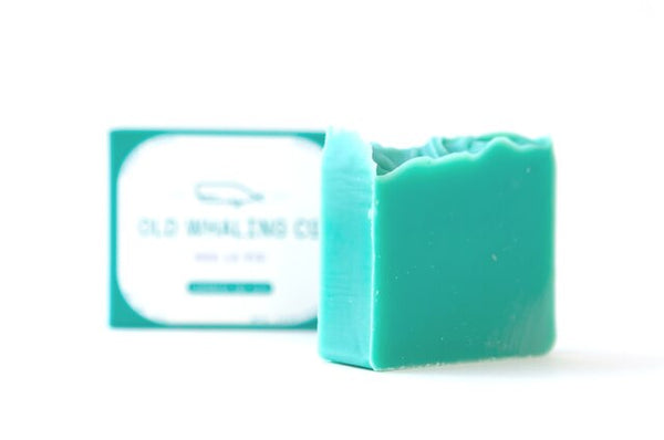 bar soap in sea la vie