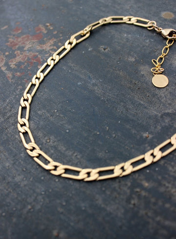 thick cleopatra choker chain - Piper & Chloe