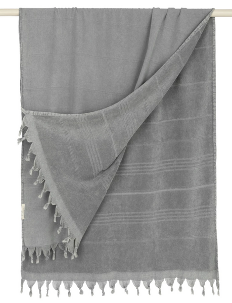 turkish towel in terry cotton