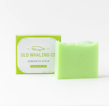 bar soap in admiral's apple - Piper & Chloe