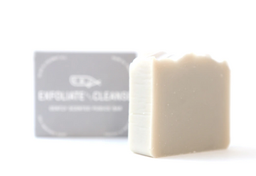 bar soap in bamboo + teak - Piper & Chloe