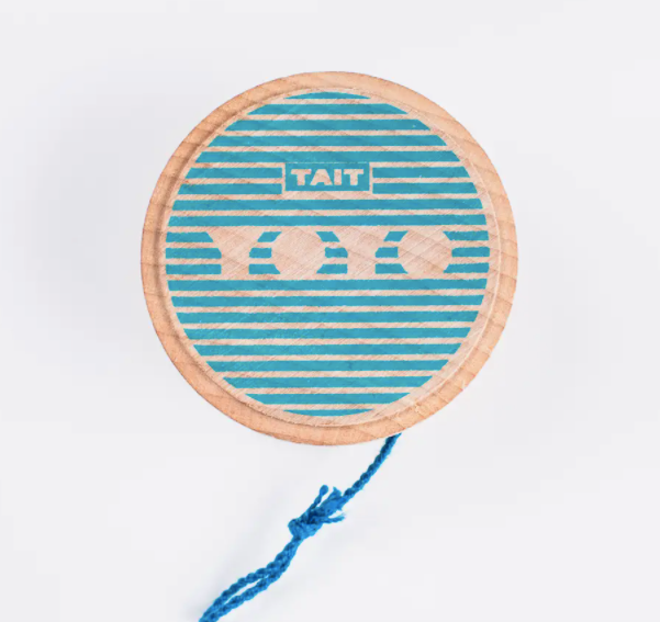 tait design co. blue sling slang yoyo - Piper & Chloe