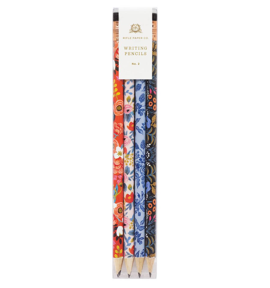pencil set in floral print - Piper & Chloe