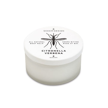 citronella verbena outdoor body balm - Piper & Chloe