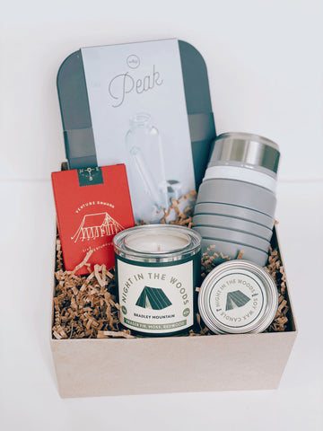 live adventurously gift box - Piper & Chloe