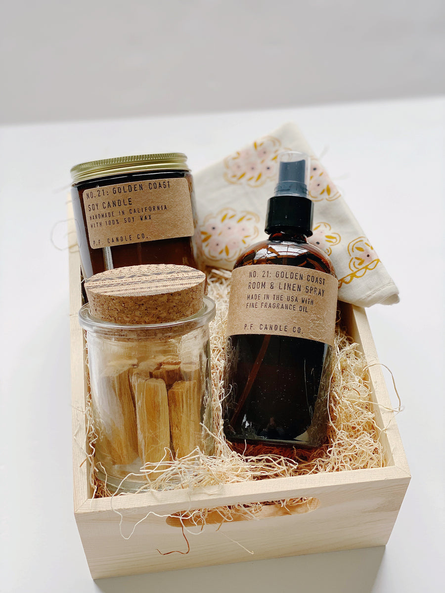 stay golden gift box - Piper & Chloe