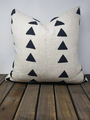 behati african mudcloth pillow - Piper & Chloe