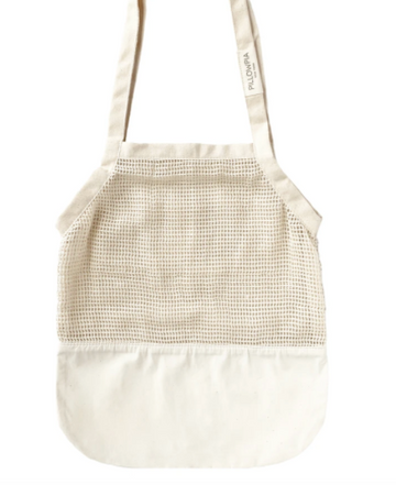 Pillowpia french market tote made from certified organic cotton | Piper & Chloe