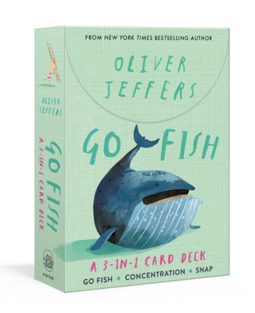 go fish: a 3-in-1 card deck - Piper & Chloe