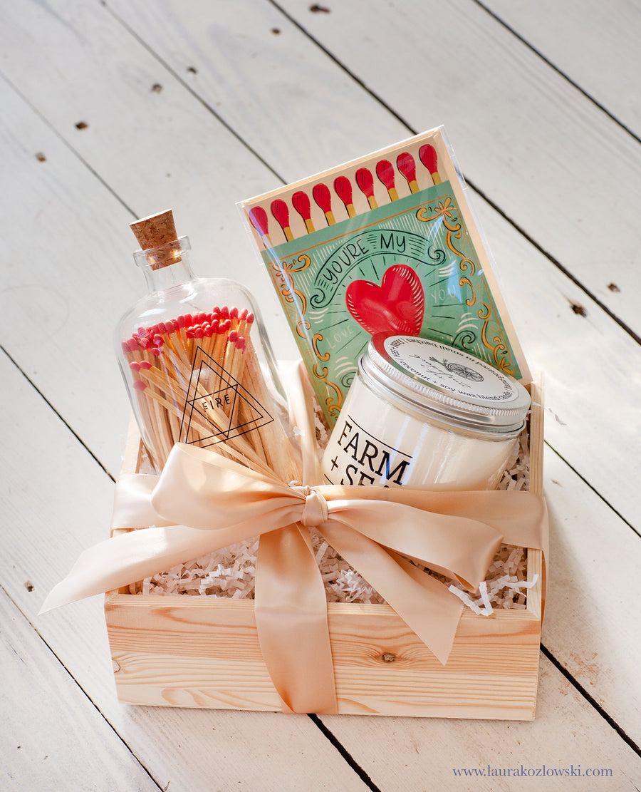 perfect match gift box - Piper & Chloe
