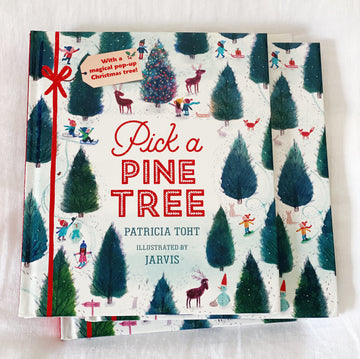 pick a pine tree by patricia toht and jarvis | Piper & Chloe