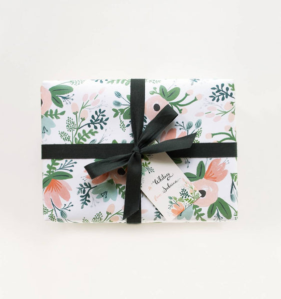 gift tags in wildflower