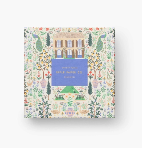 rifle paper co. camont jigsaw puzzle | Piper & Chloe