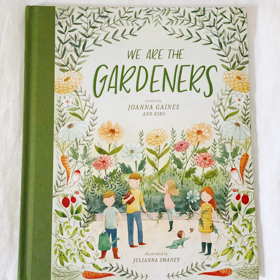 we are the gardeners - Piper & Chloe
