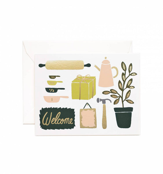 greeting card - housewarming