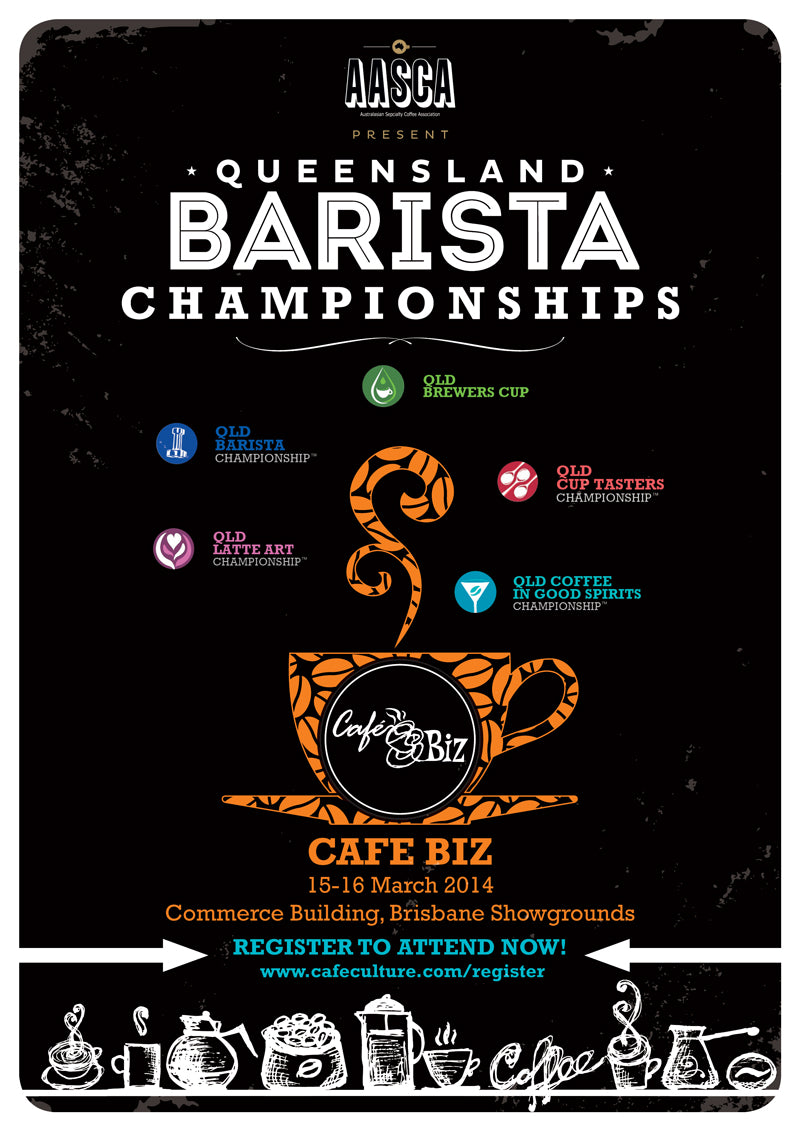 Queensland Barista Competition