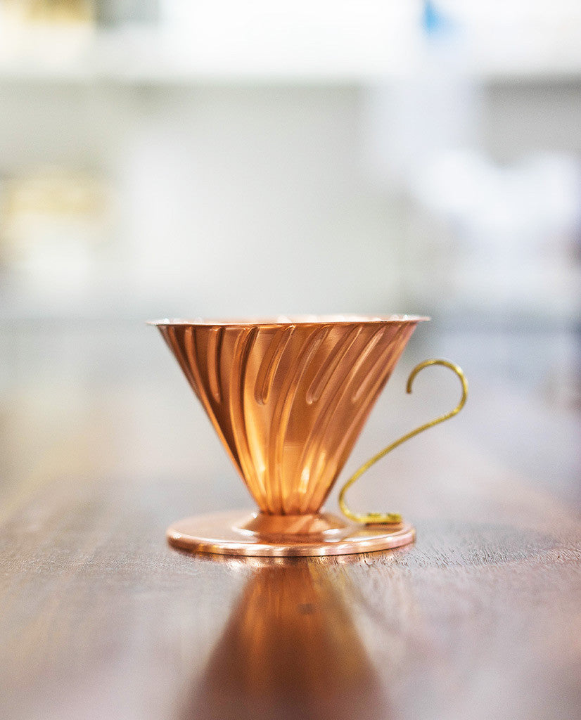 Copper V60 2 cup