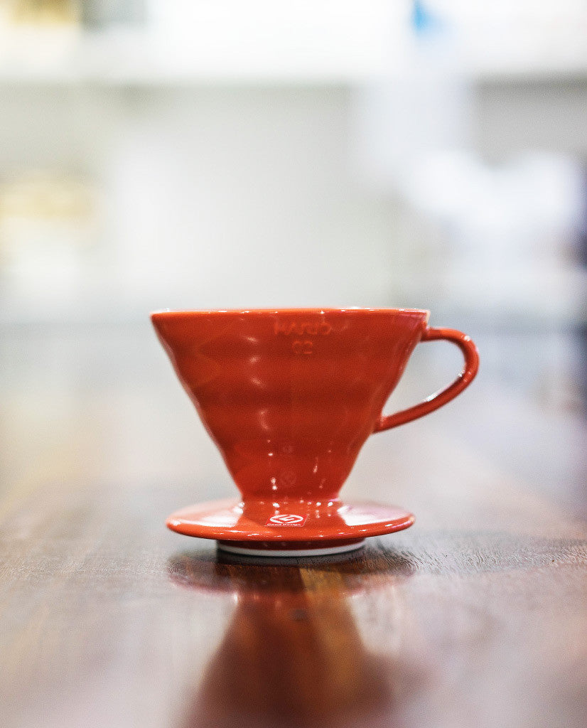 Red V60 2 cup