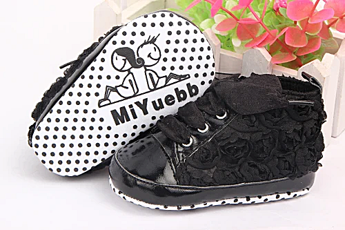 All Over Floral Baby Shoes