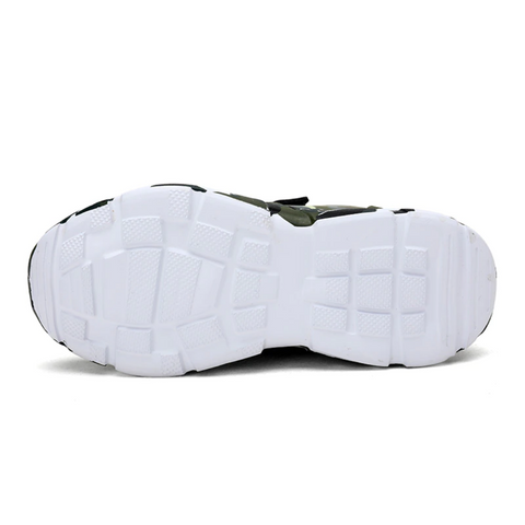 Camouflage Breathable Soft Running Shoes
